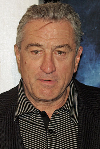 """Robert De Niro 3 by David Shankbone"" Licensed under CC BY-SA 3.0 via Wikimedia Commons"